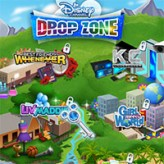 disney drop zone game