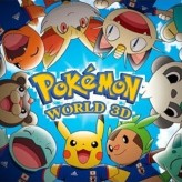 pokemon world 3d game
