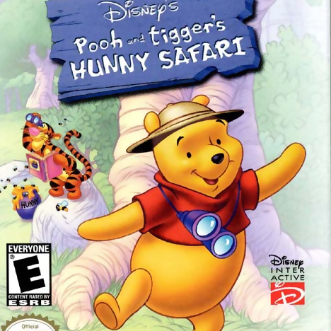 Pooh and Tigger's Hunny Safari
