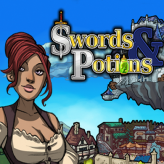 swords & potions game