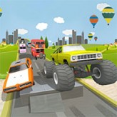 uphill climb racing game