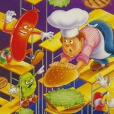 burger time deluxe game