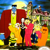 the addams family: pugsley's scavenger Hunt game