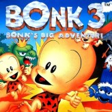 bonk iii: bonk's big adventure game