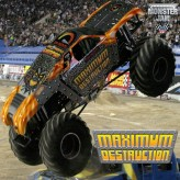 monster jam: maximum destruction game