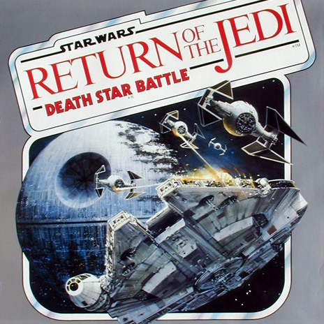 Star Wars: Return of the Jedi – Death Star Battle