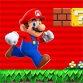 super mario rush game