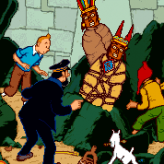 the adventures of tintin: prisoners of the sun game