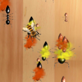 smash the ants game