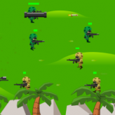 strategy jungle war game