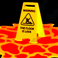 The Floor is Lava.IO - Play Game Online