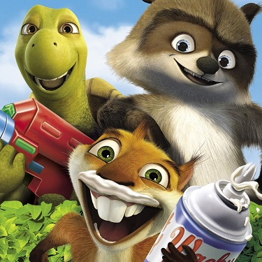 over the hedge game boy