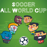 playheads: soccer all world cup game