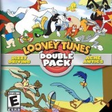 2 in 1 looney tunes: dizzy driving looney tunes - acme antics game