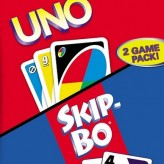 2-in-1: uno skip-bo game