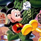 Land of Illusion Starring Mickey Mouse game
