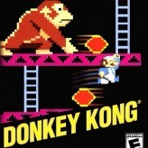 classic nes: donkey kong game