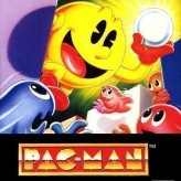 classic nes: pac man game