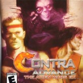 contra advance: the alien wars ex game