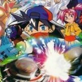 jisedai begoma battle beyblade game