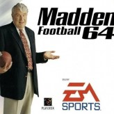 madden football 64 game