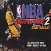 nba courtside 2: featuring kobe bryant game