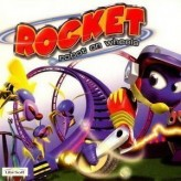 rocket: robot on wheels game
