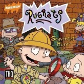 rugrats: scavenger hunt game