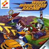 woody woodpecker racing game