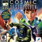 ben 10 ultimate alien: cosmic destruction game