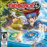 beyblade: metal fusion game