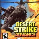 desert strike advance game