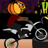halloween bike ride 2017 game