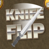 knife flip game
