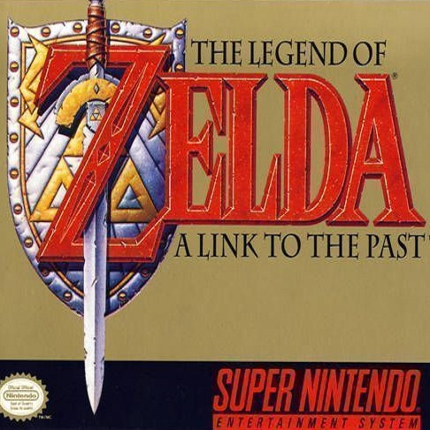 Play The Legend Of Zelda: A Link To The Past on SNES ...