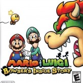 mario & luigi: bowser's inside story game