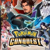 pokemon conquest game