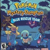 pokemon mystery dungeon: blue rescue team game
