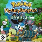pokemon mystery dungeon: explorers of time game
