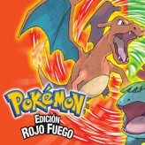 Pokemon Rojo Fuego game