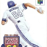 power league baseball 64 game