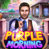 purple morning game