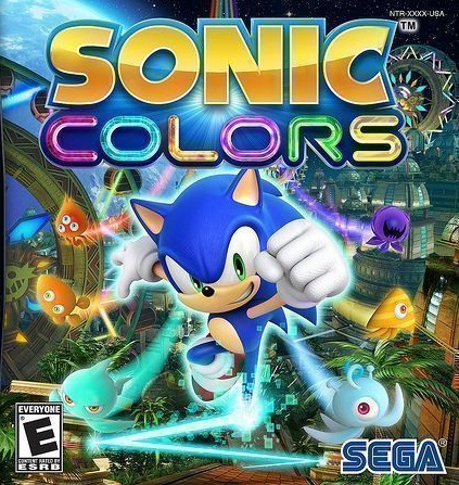 Sonic Colors - Play Game Online