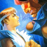 Street fighter zero 2 game