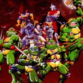 teenage mutant ninja turtles: mutant warriors game