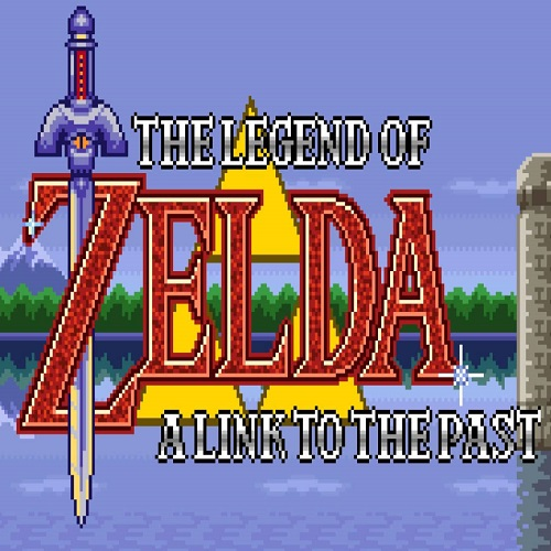 Play The Legend of Zelda : A link to the past on Super ...