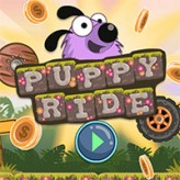 puppy ride game