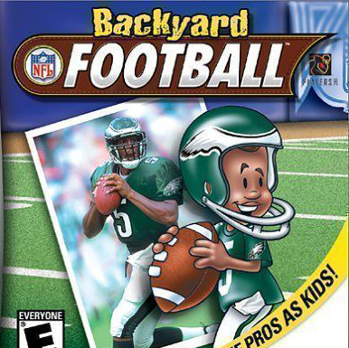 Backyard Football 2004 backyard football - play game online