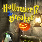 halloween breaker game