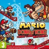 Mario Vs Donkey Kong: Mini Land Mayhem game